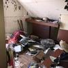 Limpieza 3 habitaciones y baño de visita sin uso