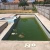 Remodelacion parcial de piscina particular
