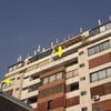 Reparación de fachada edificio residencial
