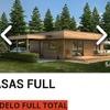 Construcción casa  ( estilo mediterráneo) de 40 más cuadrados.