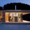 Casa prefabricada, estructura metalcom, estilo mediterránea, 80  a 90 mts2
