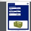 Transporte de 4000 cajas hortaliceras wenco desde santiago a arica