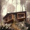 Construcción casa chiloé