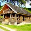 Construccion de casa de madera estilo rustico