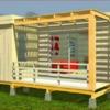 Construcción casa  metalcom
