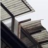 Filtración techo por lluvias