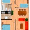 Construcción de casa en algarrobo
