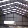 Cambiar techo galpon