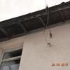 Cambiar canaleta en un segundo piso