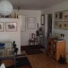 Pintar living comedor y un dormitorio que tuvieron daño por el terremoto