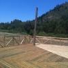 Construcción casa madera en el yacal curico