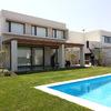 Construcción terraza 8,60 x 3,5 mts