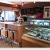Diseño de interiores local comercial cafeteria