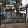 Modificar porton de entrada de auto