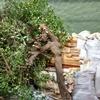 Remoción de escombros casa particular en ñuñoa