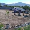 Paisajismo y plano para construcción de casa