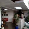 Confección e instalación de de toldo para cerrar quincho