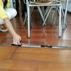 Habilitación piso de porcelonato