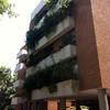 Reparación y pintura de fachada para edificio residencial de 5 pisos