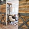 Confeccionar e instalar puerta corredera de madera