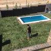 Remodelar borde piscina fibra