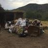 Retiro de escombros y basura