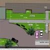 Necesito realizar un jardín  en el frontis de un edificio 300mts