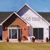 Casa prefabricada estilo americano