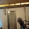 Remodelacion de separacion interior