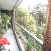 Cierre de terrazas de 3 dptos en aluminio y termopanel