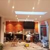 Proyecto de pérgola, quincho y techo lateral