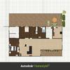 Casa 90 m2, con estructura metalcom y por fuera con vinil siding 4 dormitorios 2 baños, cocina americana