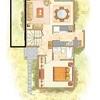 Necesito ampliar el primer piso, del mismo material de la casa, ladrillo.