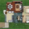 Casa chilena de 120 m2