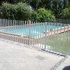 Reja para piscina