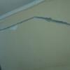Reparación muralla divisoria