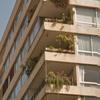 Reparacion de estucos y pintura de un edificio de 11 pisos en providencia