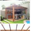 Construcción cobertizo quincho