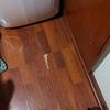 Arreglo piso flotante