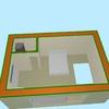 Casa 2 pisos en metalcom y p colaborante