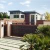 Construir reja y portón automático frontis casa