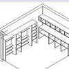 Crear estanteria para pieza (tipo bodega)