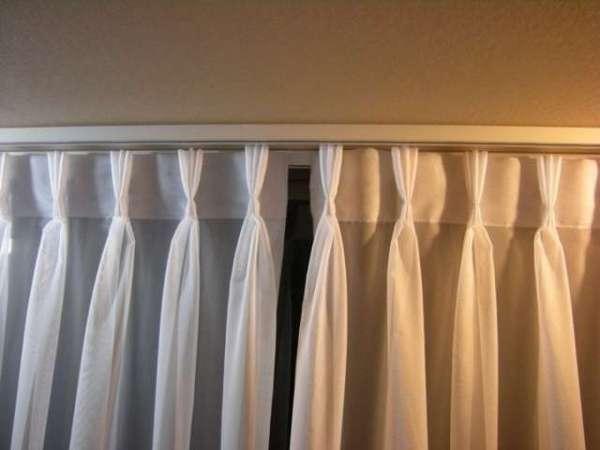 Busco la mejor tela para hacer cortinas semitransparentes - Formas de cortinas ...